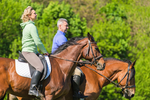 Horseback Riding Plus Standard Care Can Help MS Patients Improve Balance, Other Symptoms