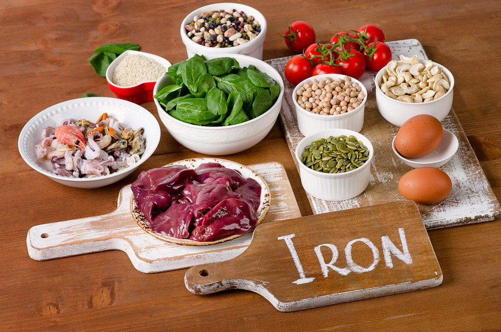 Children and Teens with Multiple Sclerosis Consume Less Iron, Study Reports