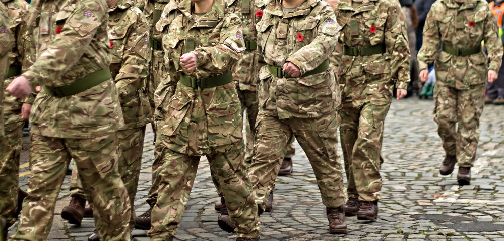 MS-related Death Rate in British Military Is Much Higher Than in Other Professions, Study Finds
