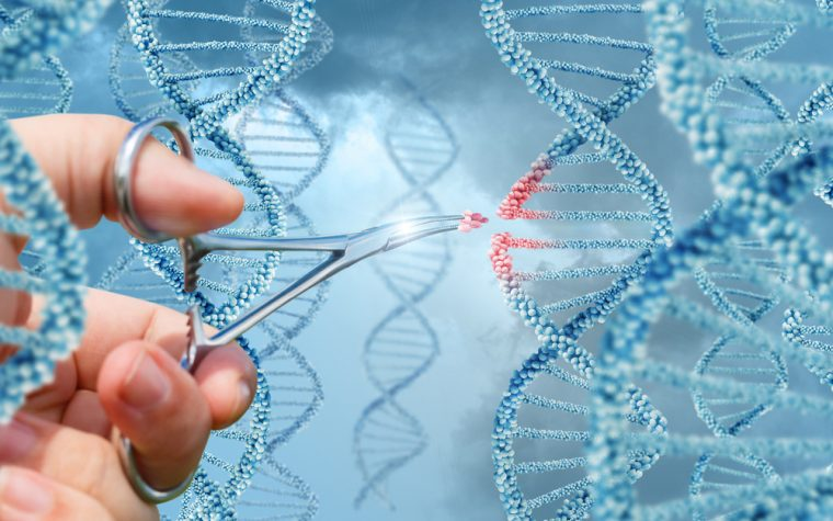 Gene therapy for MS