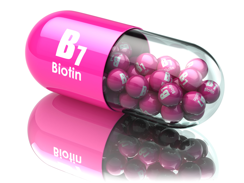 supplements, biotin and lsb tests