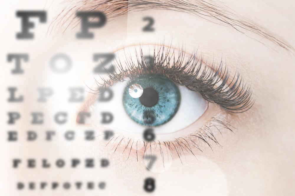 vision loss and mutations