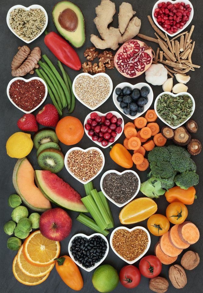 Diet Rich in Fruits, Veggies and Whole Grains May Slow MS Progression, Study Shows