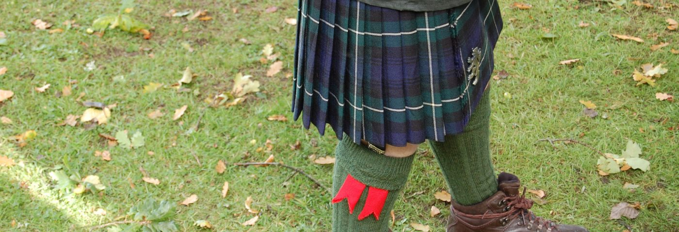 In Me Shorts, Midwinter: Why a Kilt Would Be Welcome