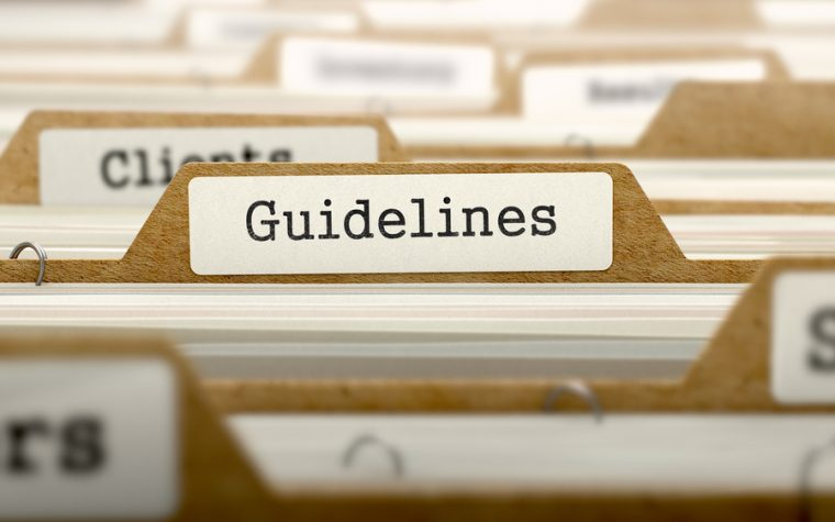 diagnosing guidelines