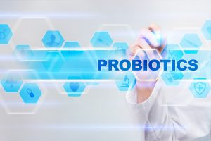 Probiotics for MS