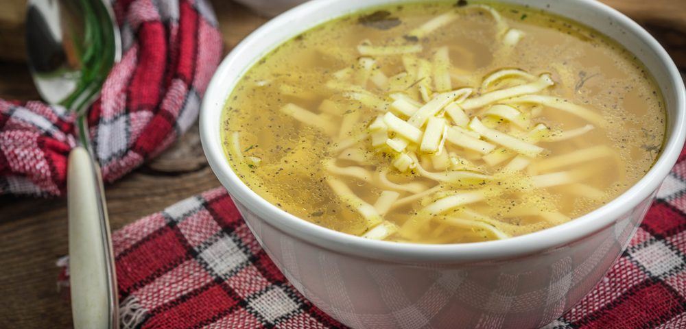 Chicken Soup Has Super Powers