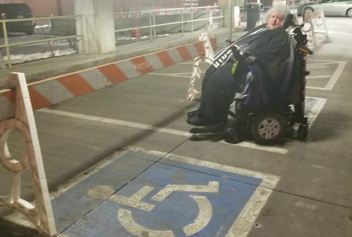 Where Are the Handicapped Parking Spots?