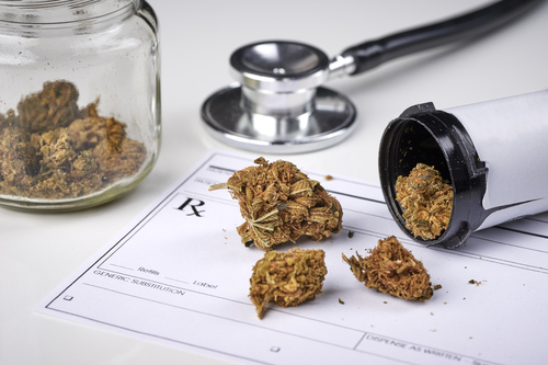Clinicians Who Prescribe Cannabis Should 'Start Low and Go Slow,' Study Advises