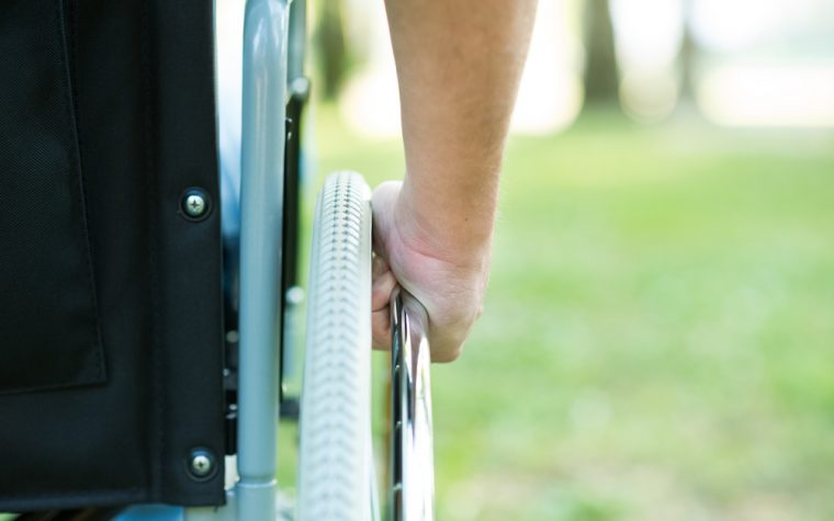 Webinar on wheelchair fliers