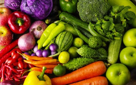 MS and Healing Through Healthy Eating
