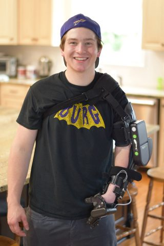 MyoPro Powered Arm Brace Now Available for Teens with MS or Injuries, Myomo Announces