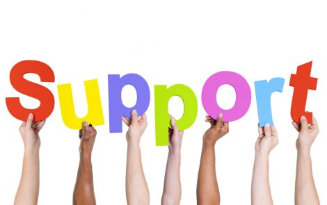 The Importance of a Positive Support Network