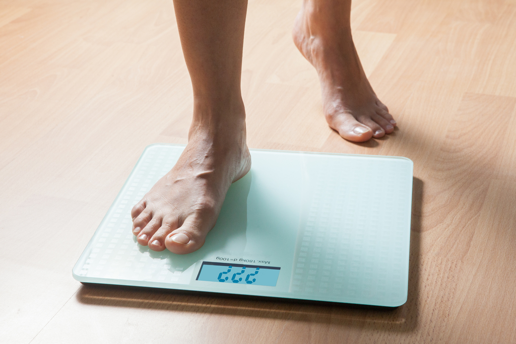obese and overweight MS patients