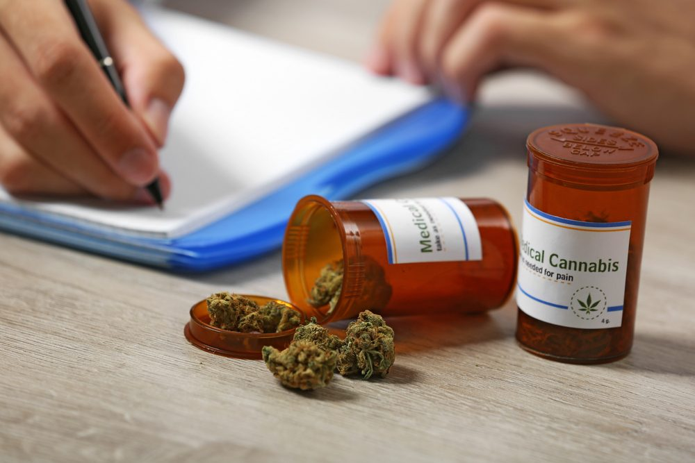 MS Patients Report Beneficial Effects of Cannabis With Few
