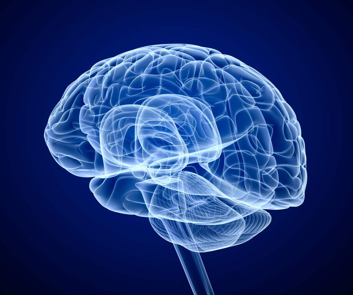 brain atrophy