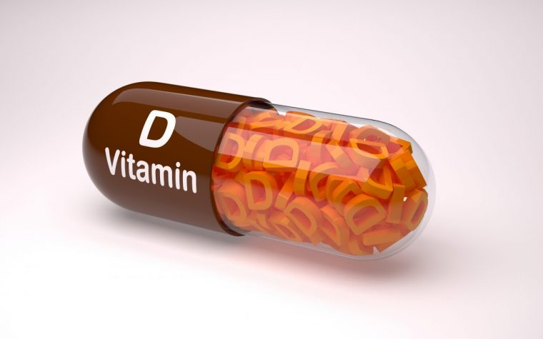 Vitamin D and myelin health