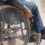 Mayzent wheelchair