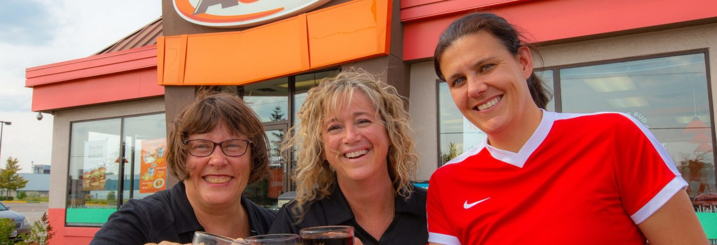 'Burgers to Beat MS' Fundraiser Set for Aug. 22 at A&W Restaurants Across Canada