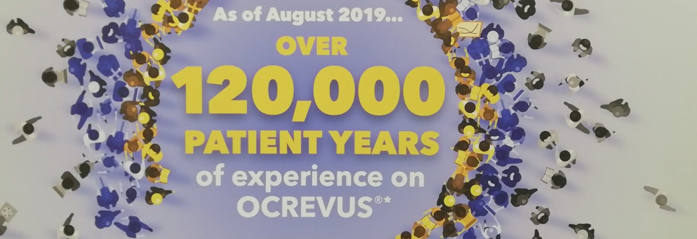 #ECTRIMS2019 – Ocrevus Living Up to 'Game-changing' Moniker, Genentech's Hideki Garren Says in Interview