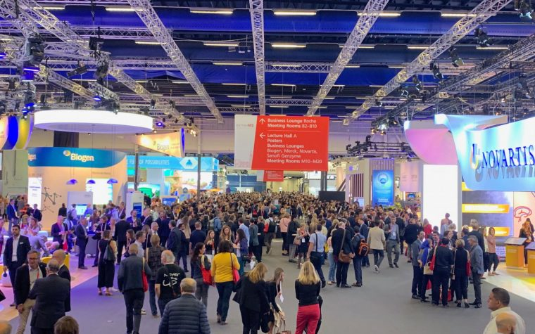 #ECTRIMS2019 — Biogen Presents New Real-world Data Demonstrating Clinical Benefits of Tysabri, Plegridy, and Avonex