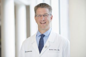 Robert Fox, Cleveland Clinic