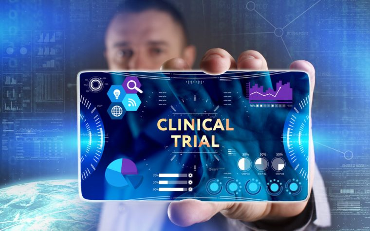 clinical trial data