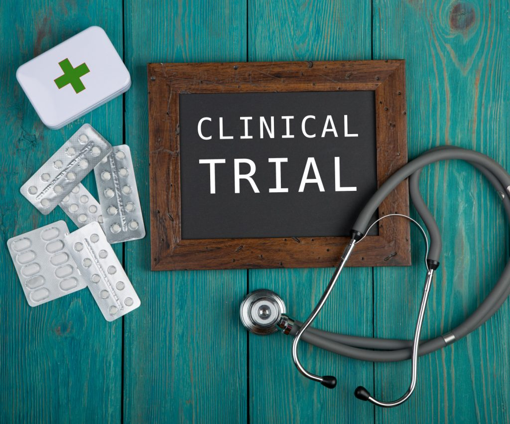 clinical trial survey