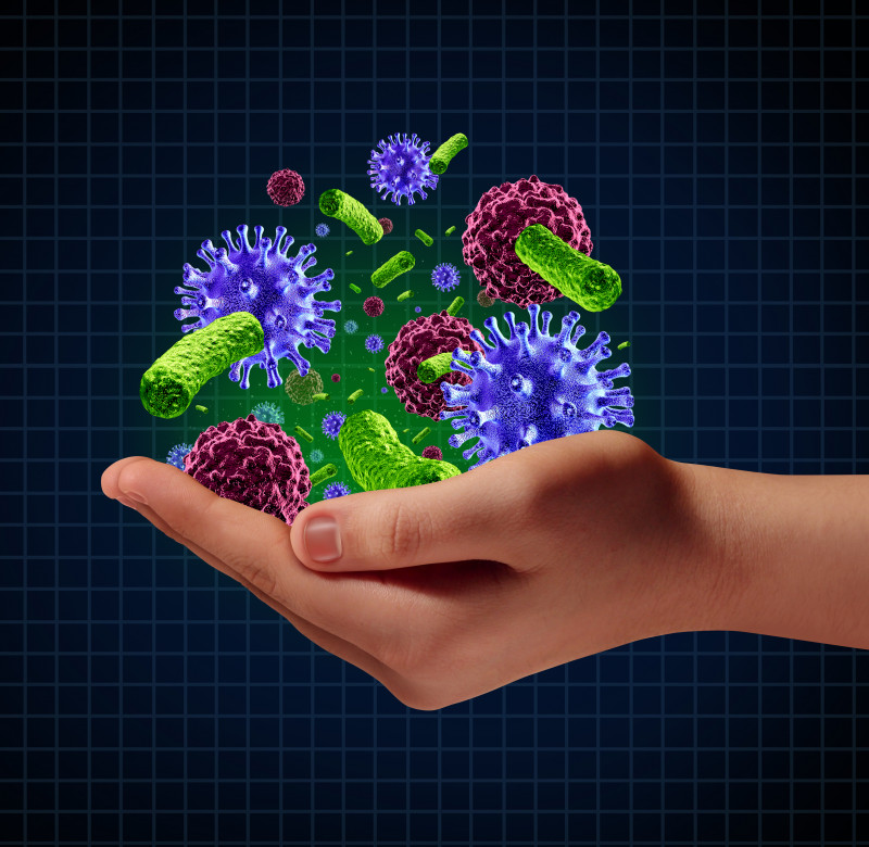 T. gondii infection | Multiple Sclerosis News Today | parasite and toxoplasmosis | image of viruses