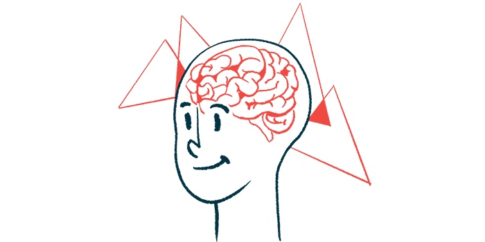 deep brain stimulation | Multiple Sclerosis News Today | illustration of person's brain