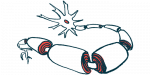 myelin | Multiple Sclerosis News Today | research discovery | illustration of neuron